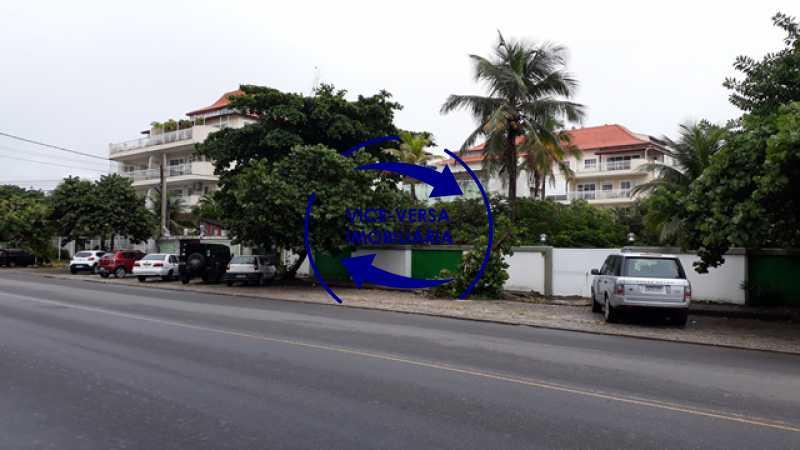 proximidades - Estrada do Pontal! Terreno 600m² para incorporação a uma quadra da Praia da Macumba. - 1349 - 1
