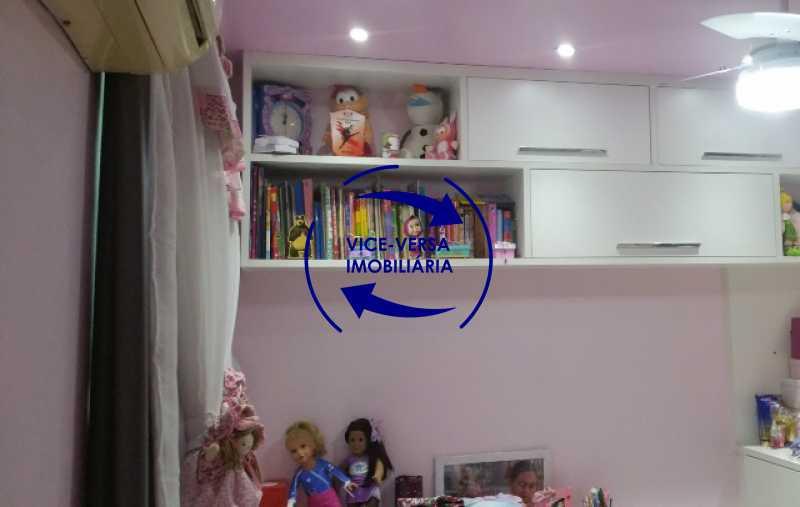 2ºpiso-2ºquarto - Casa triplex À venda em Vila Valqueire - sala, lavabo, 3 quartos, 1 suíte, copa-cozinha, piscina, 2 vagas de garagem. - 1352 - 18
