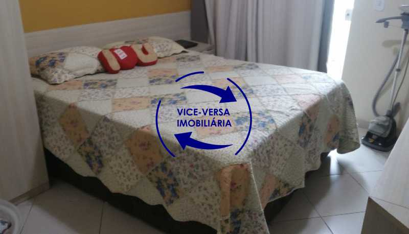 2ºpiso-suite - Casa triplex À venda em Vila Valqueire - sala, lavabo, 3 quartos, 1 suíte, copa-cozinha, piscina, 2 vagas de garagem. - 1352 - 21