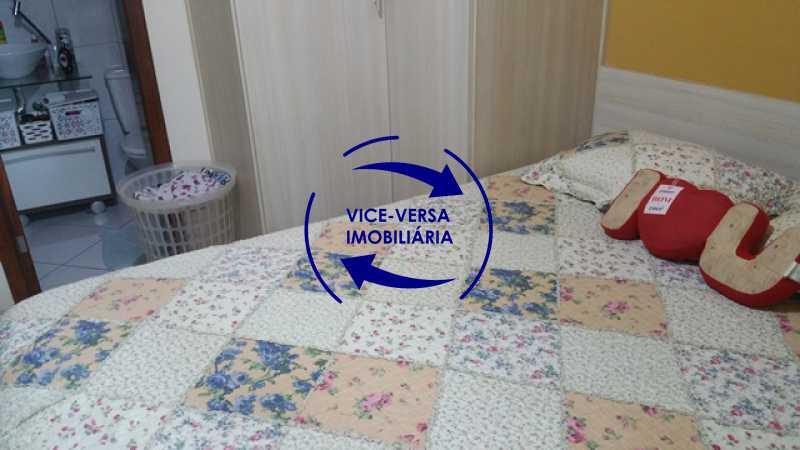 2ºpiso-suite - Casa triplex À venda em Vila Valqueire - sala, lavabo, 3 quartos, 1 suíte, copa-cozinha, piscina, 2 vagas de garagem. - 1352 - 23