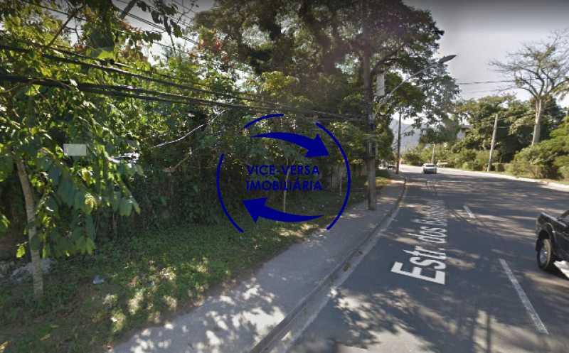 acesso - Terreno À venda na Estrada dos Bandeirantes, 3.300m², em Vargem Grande! - 1348 - 5