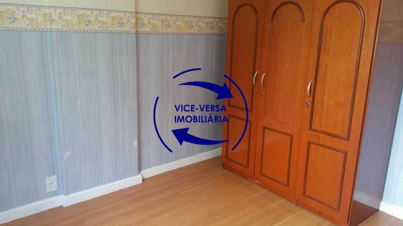 segundo-quarto - EXCLUSIVIDADE!!! Apartamento À venda em Vila Isabel - Visc. de Sta. Isabel, amplo, boa planta, 2 quartos, andar baixo, vista livre! - 1355 - 11