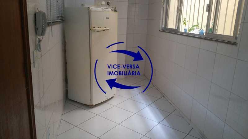 copa - EXCLUSIVIDADE!!! Apartamento À venda em Vila Isabel - Visc. de Sta. Isabel, amplo, boa planta, 2 quartos, andar baixo, vista livre! - 1355 - 16