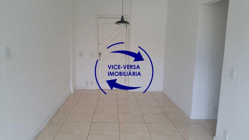sala - EXCLUSIVIDADE!!! Apartamento À venda em Vila Isabel - Visc. de Sta. Isabel, amplo, boa planta, 2 quartos, andar baixo, vista livre! - 1355 - 5