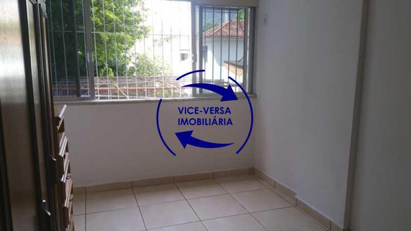 primeiro-quarto - EXCLUSIVIDADE!!! Apartamento À venda em Vila Isabel - Visc. de Sta. Isabel, amplo, boa planta, 2 quartos, andar baixo, vista livre! - 1355 - 9