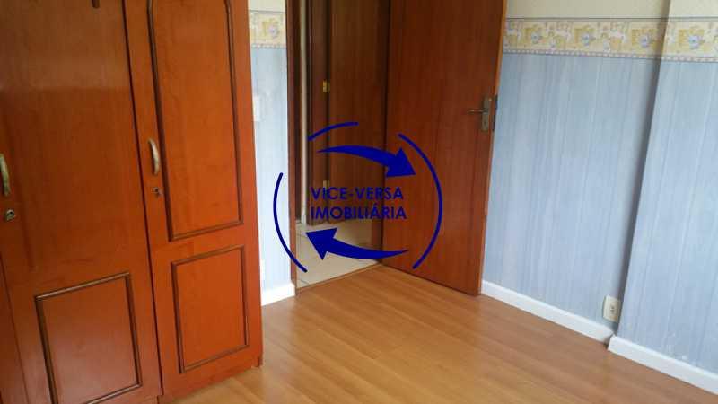 segundo-quarto - EXCLUSIVIDADE!!! Apartamento À venda em Vila Isabel - Visc. de Sta. Isabel, amplo, boa planta, 2 quartos, andar baixo, vista livre! - 1355 - 10