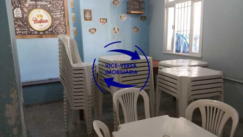 salão-de-festas - EXCLUSIVIDADE!!! Apartamento À venda em Vila Isabel - Visc. de Sta. Isabel, amplo, boa planta, 2 quartos, andar baixo, vista livre! - 1355 - 22