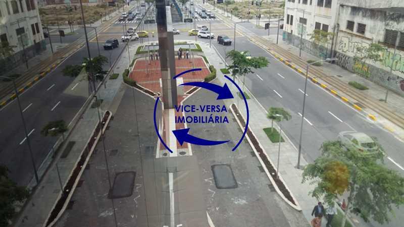 vista-da-janela - EXCLUSIVIDADE!!! Sala comercial À venda no Condomínio Porto Atlântico Leste - 34m², sistema de alarme e ar condicionado, infraestrutura de primeiro mundo! - 1357 - 11
