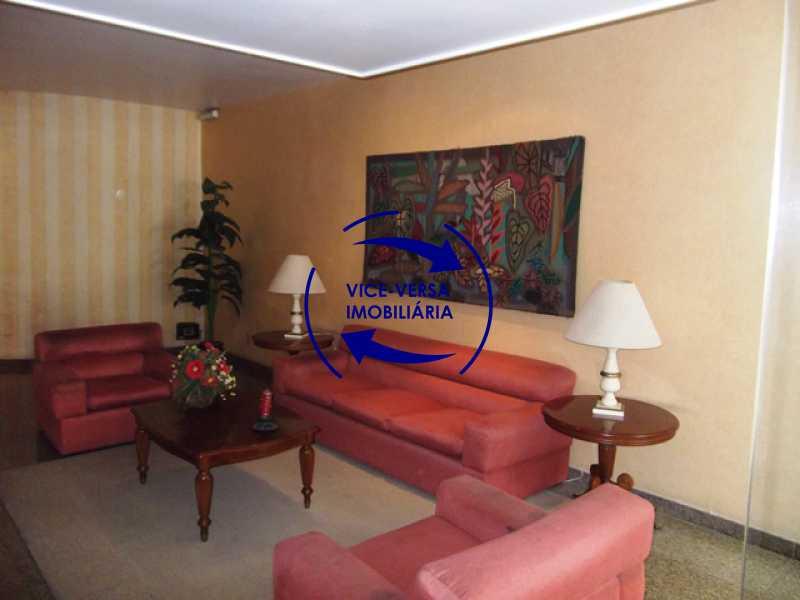 portaria - Apartamento À venda na Tijuca - parte nobre, 3 quartos (1 suíte), vaga! - 1048 - 8