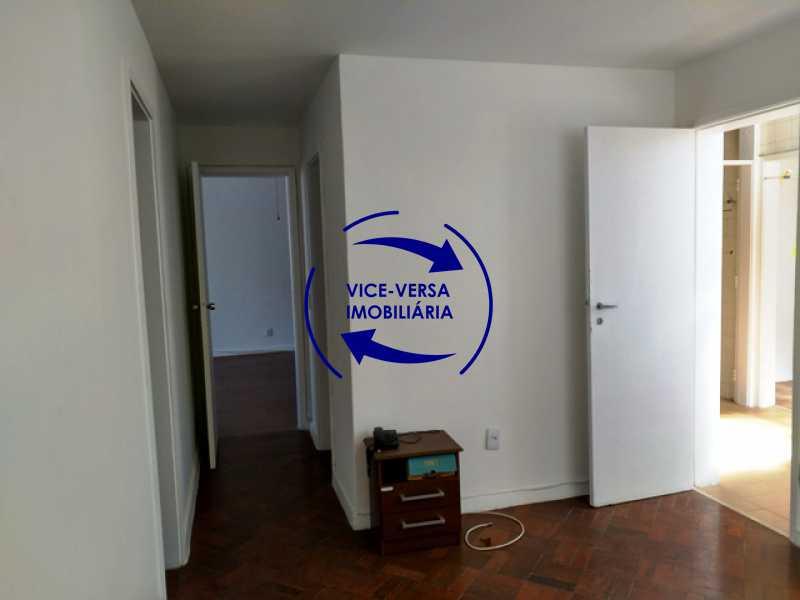 segunda-sala - Apartamento À venda na Tijuca - parte nobre, 3 quartos (1 suíte), vaga! - 1048 - 13