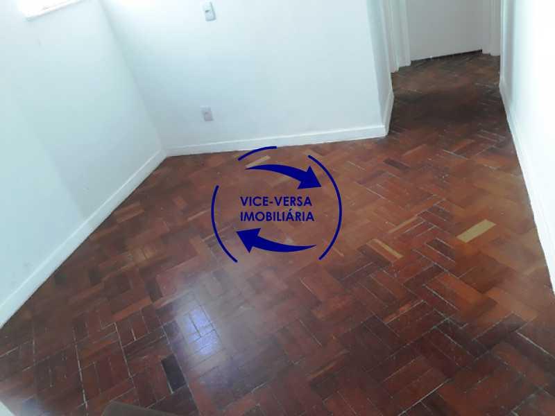 segunda-sala - Apartamento À venda na Tijuca - parte nobre, 3 quartos (1 suíte), vaga! - 1048 - 14