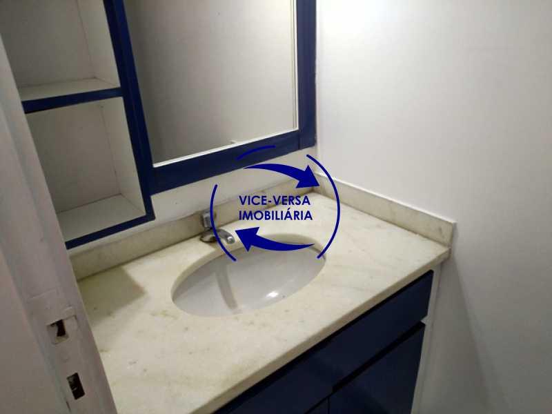 lavabo - Apartamento À venda na Tijuca - parte nobre, 3 quartos (1 suíte), vaga! - 1048 - 15