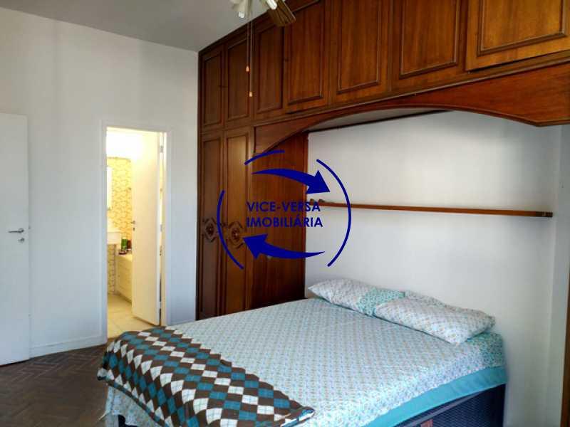 suite - Apartamento À venda na Tijuca - parte nobre, 3 quartos (1 suíte), vaga! - 1048 - 19