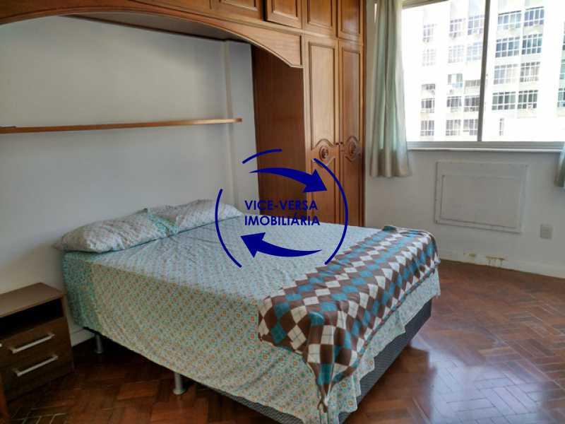 suite - Apartamento À venda na Tijuca - parte nobre, 3 quartos (1 suíte), vaga! - 1048 - 20