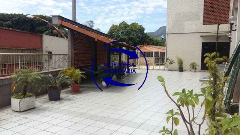playground - Ótimo apartamento, vazio, Rua do Parque, ao lado Quinta da Boa Vista, próximo Estação São Cristóvão (Metrô, Supervia). Sala, 2 quartos, vista livre, vaga, ótimo condomínio com segurança. - 1364 - 20