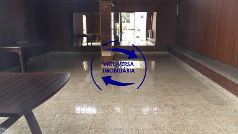 salao-de-festas - Ótimo apartamento, vazio, Rua do Parque, ao lado Quinta da Boa Vista, próximo Estação São Cristóvão (Metrô, Supervia). Sala, 2 quartos, vista livre, vaga, ótimo condomínio com segurança. - 1364 - 22