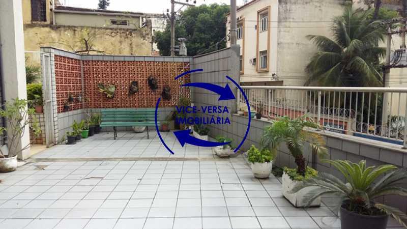 playground - Ótimo apartamento, vazio, Rua do Parque, ao lado Quinta da Boa Vista, próximo Estação São Cristóvão (Metrô, Supervia). Sala, 2 quartos, vista livre, vaga, ótimo condomínio com segurança. - 1364 - 19