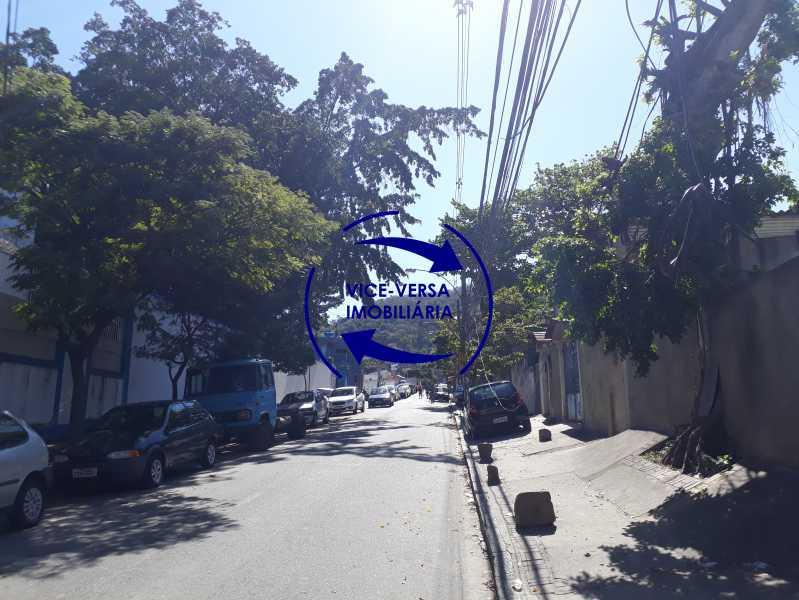 22_proximidades - Apartamento tipo casa em Cascadura, próximo À Rua Carolina Machado (estação), sala e quarto com quarto de empregada - 56m² - 1370 - 22