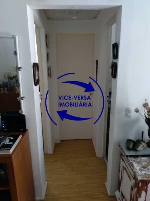 06-Circulação - Excelente apartamento na Rua Ribeiro Guimarães -Tijuca, com 67m² em condomínio com ótima infraestrutura, situado a menos de 5 min andando do shopping Tijuca. Monitoramento por câmeras e portaria 24hs. - 1388 - 8