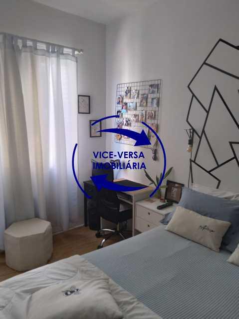 11-Segundo quarto - Excelente apartamento na Rua Ribeiro Guimarães -Tijuca, com 67m² em condomínio com ótima infraestrutura, situado a menos de 5 min andando do shopping Tijuca. Monitoramento por câmeras e portaria 24hs. - 1388 - 13