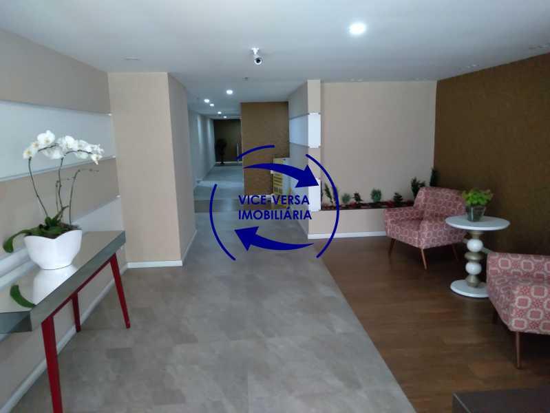 26-Térreo - Excelente apartamento na Rua Ribeiro Guimarães -Tijuca, com 67m² em condomínio com ótima infraestrutura, situado a menos de 5 min andando do shopping Tijuca. Monitoramento por câmeras e portaria 24hs. - 1388 - 27
