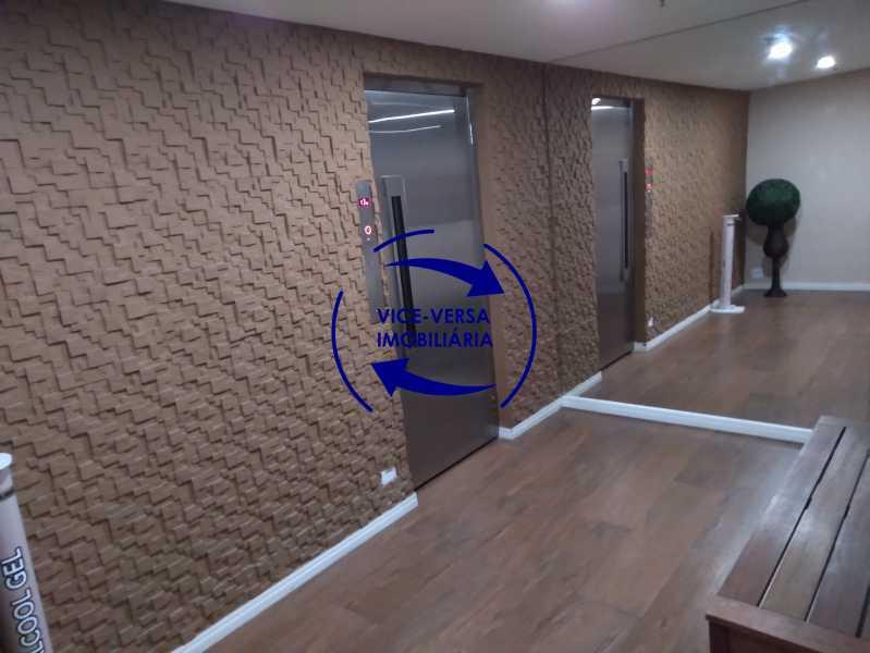 27-Elevador - Excelente apartamento na Rua Ribeiro Guimarães -Tijuca, com 67m² em condomínio com ótima infraestrutura, situado a menos de 5 min andando do shopping Tijuca. Monitoramento por câmeras e portaria 24hs. - 1388 - 28