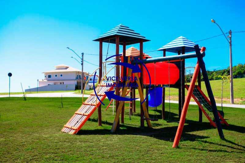 22 - Terreno para incorporação, no Condomínio Alphaville 03- Rio das Ostras, com 365m² - Alameda Jônico 2 QD. N-03 - Alphaville - Rio das Ostras. - 1390 - 27