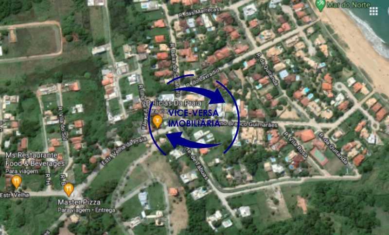3. - Terreno para incorporação, no loteamento Meu Refúgio - Rio das Ostras, com 420m² - Rua Maria Letícia 65 Rua A - Lote 113 QD - Mar do Norte - Rio das Ostras. - 1391 - 6