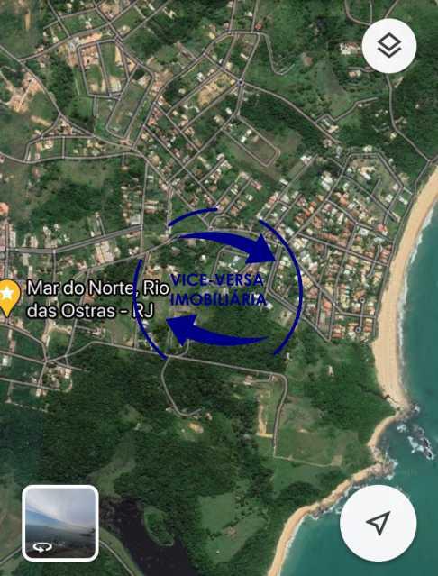 IMG-4581 - Terreno para incorporação, no loteamento Meu Refúgio - Rio das Ostras, com 420m² - Rua Maria Letícia 65 Rua A - Lote 113 QD - Mar do Norte - Rio das Ostras. - 1391 - 3