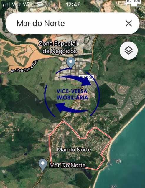 IMG-4582 - Terreno para incorporação, no loteamento Meu Refúgio - Rio das Ostras, com 420m² - Rua Maria Letícia 65 Rua A - Lote 113 QD - Mar do Norte - Rio das Ostras. - 1391 - 4
