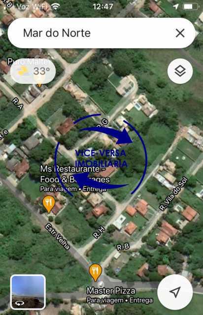 IMG-4583 - Terreno para incorporação, no loteamento Meu Refúgio - Rio das Ostras, com 420m² - Rua Maria Letícia 65 Rua A - Lote 113 QD - Mar do Norte - Rio das Ostras. - 1391 - 5