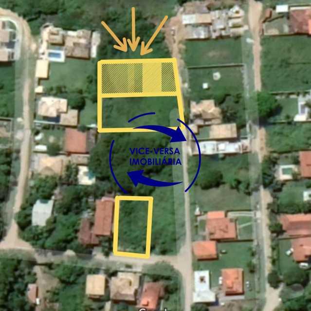 2 - Terreno para incorporação, no Loteamento meu Refúgio - Rio das Ostras, com 510m² - Rua Maria Letícia 65 Rua H Lote 118 - Mar do Norte - Rio das Ostras. - 1392 - 12
