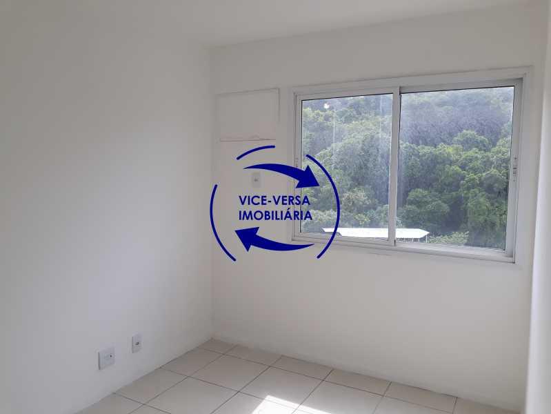 quarto 2 - Apartamento À venda no Pechincha - 69m², sala para 2 ambientes, varanda, 3 quartos, sendo 1 menor adequado para escritório, 2 banheiros, vaga de garagem, infraestrutura completa! - 1396 - 9