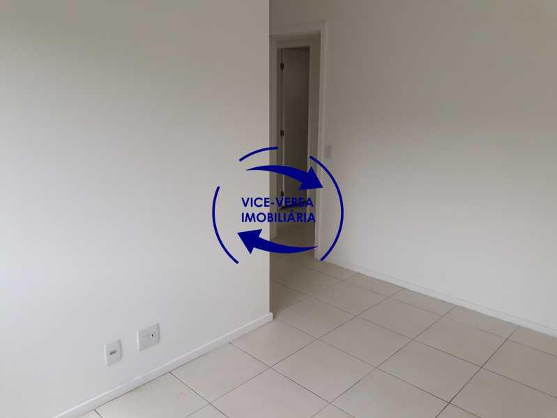 Sala - Apartamento À venda no Pechincha - 69m², sala para 2 ambientes, varanda, 3 quartos, sendo 1 menor adequado para escritório, 2 banheiros, vaga de garagem, infraestrutura completa! - 1396 - 6