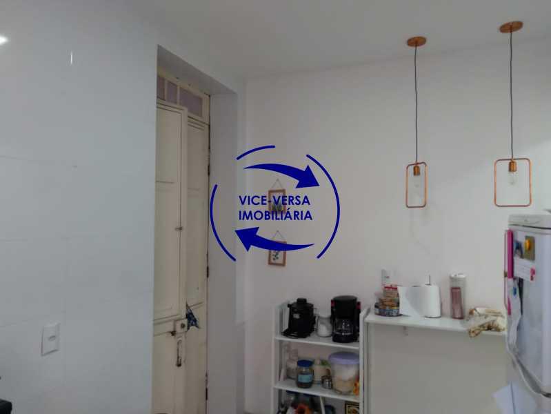 Cozinha - Ampla casa com piscina, frente de rua, com 413 m² construído, no Méier prox. a rua Hermengarda. - 1400 - 16