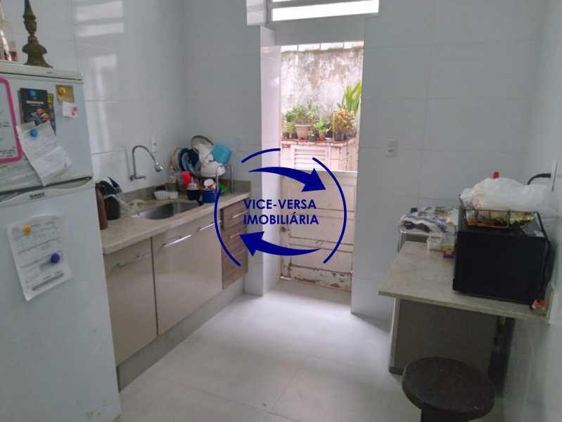 Cozinha - Ampla casa com piscina, frente de rua, com 413 m² construído, no Méier prox. a rua Hermengarda. - 1400 - 17