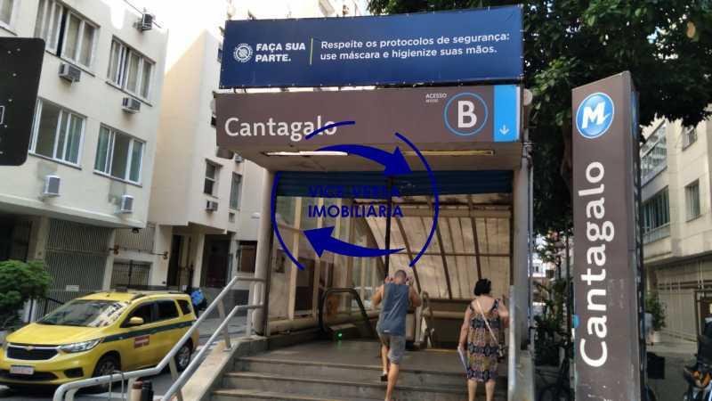 Design sem nome - Belíssimo apartamento À venda na Rua Leopoldo Miguez - Copacabana - 110m², 3 amplos quartos repletos de armários, garagem, 350m da praia e 400m do metrô Cantagalo. - 1399 - 31