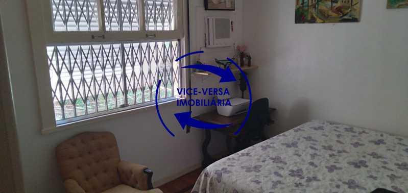 Quarto 2 - Excelente apartamento com 97m² em rua fechada com guarita de segurança, na rua Jorge Rudge. - 1405 - 13