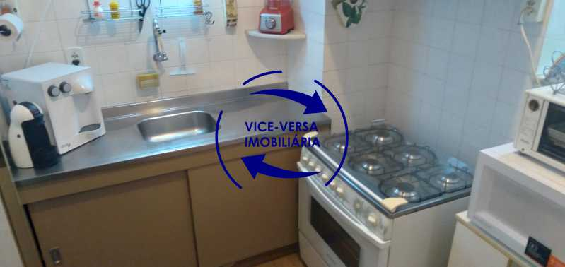 Cozinha - Excelente apartamento com 97m² em rua fechada com guarita de segurança, na rua Jorge Rudge. - 1405 - 19