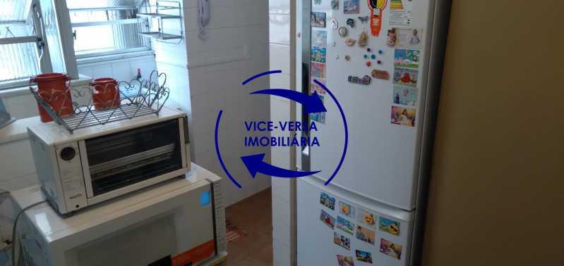 Cozinha - Excelente apartamento com 97m² em rua fechada com guarita de segurança, na rua Jorge Rudge. - 1405 - 20