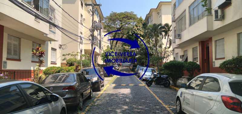 Rua fechada - Excelente apartamento com 97m² em rua fechada com guarita de segurança, na rua Jorge Rudge. - 1405 - 26