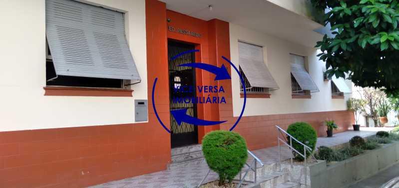 Portaria - Excelente apartamento com 97m² em rua fechada com guarita de segurança, na rua Jorge Rudge. - 1405 - 27