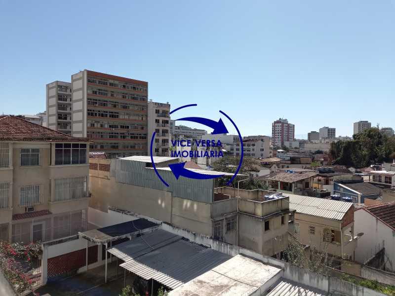 4 - Ótimo apartamento na Tijuca com 36m², Trecho inicial da Rua General Roca, antes da Rua dos Araújos, a 10 minutos À pé da Praça Saens Pena. - 1408 - 5