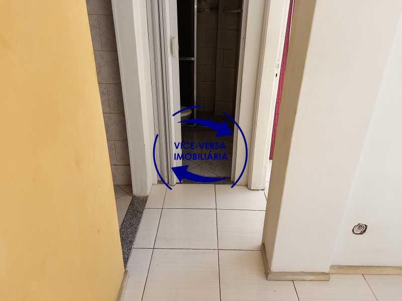 8 - Ótimo apartamento na Tijuca com 36m², Trecho inicial da Rua General Roca, antes da Rua dos Araújos, a 10 minutos À pé da Praça Saens Pena. - 1408 - 9