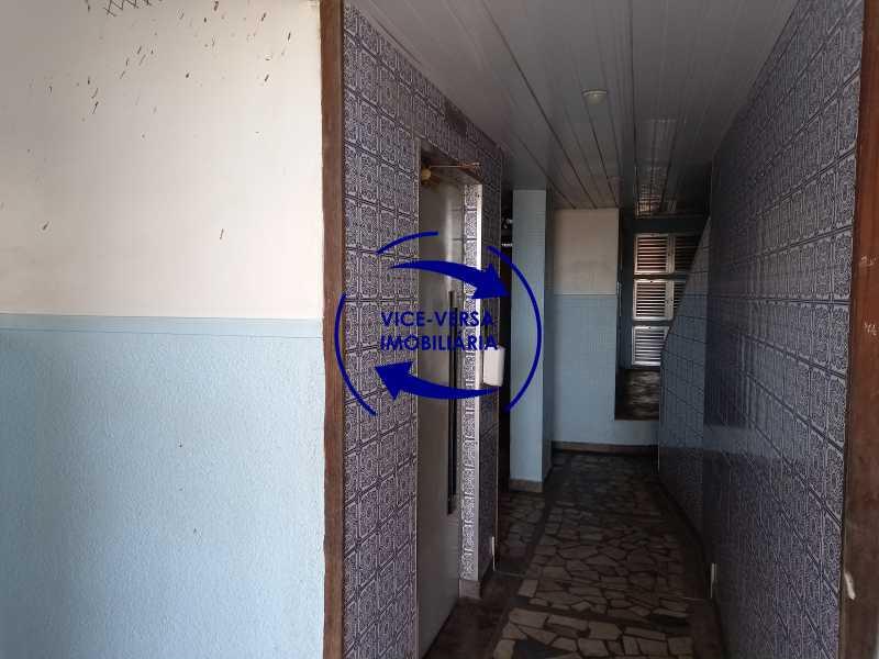 19 - Ótimo apartamento na Tijuca com 36m², Trecho inicial da Rua General Roca, antes da Rua dos Araújos, a 10 minutos À pé da Praça Saens Pena. - 1408 - 21