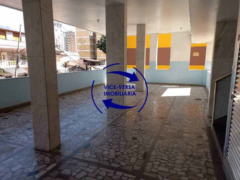 22 - Ótimo apartamento na Tijuca com 36m², Trecho inicial da Rua General Roca, antes da Rua dos Araújos, a 10 minutos À pé da Praça Saens Pena. - 1408 - 24