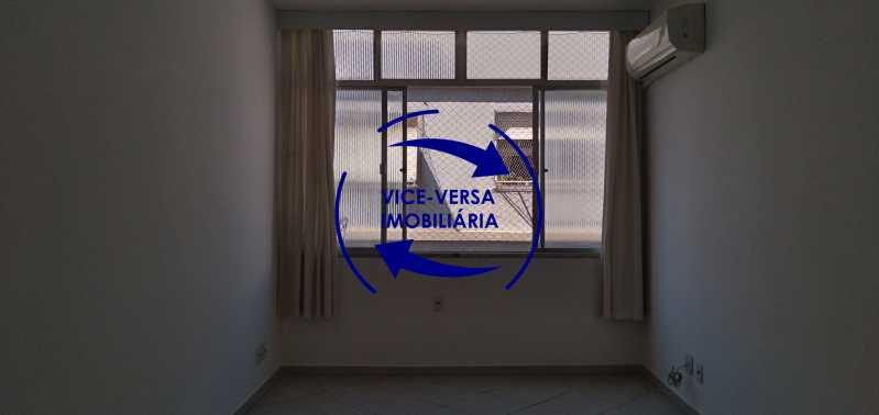 Sala - Excelente apartamento na Rua Maestro Vila Lobos, com 93m² (sala, 3quartos, dependências, garagem), super bem localizado, pertinho da praça Afonso Pena. - 1413 - 3