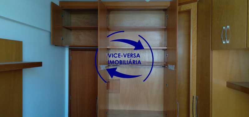 Quarto 1 - Excelente apartamento na Rua Maestro Vila Lobos, com 93m² (sala, 3quartos, dependências, garagem), super bem localizado, pertinho da praça Afonso Pena. - 1413 - 9