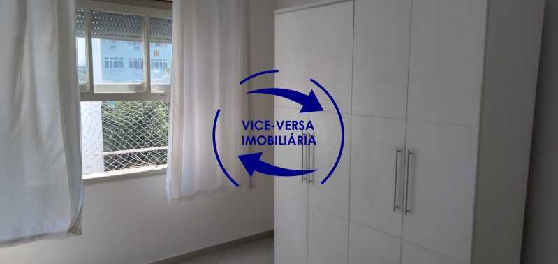 Quarto 3 - Excelente apartamento na Rua Maestro Vila Lobos, com 93m² (sala, 3quartos, dependências, garagem), super bem localizado, pertinho da praça Afonso Pena. - 1413 - 15
