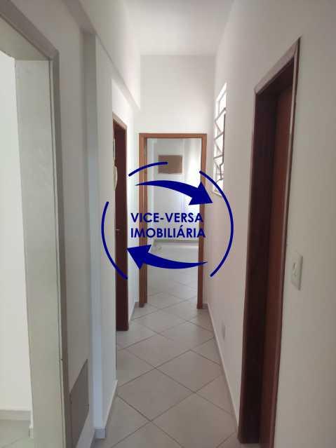 Circulação - Excelente apartamento na Rua Maestro Vila Lobos, com 93m² (sala, 3quartos, dependências, garagem), super bem localizado, pertinho da praça Afonso Pena. - 1413 - 19